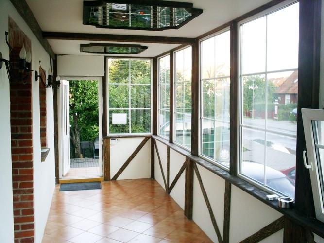 1 un 2 istabu dzīvokļu īre Nidā. Viesu nami Nidos Gaiva - 11