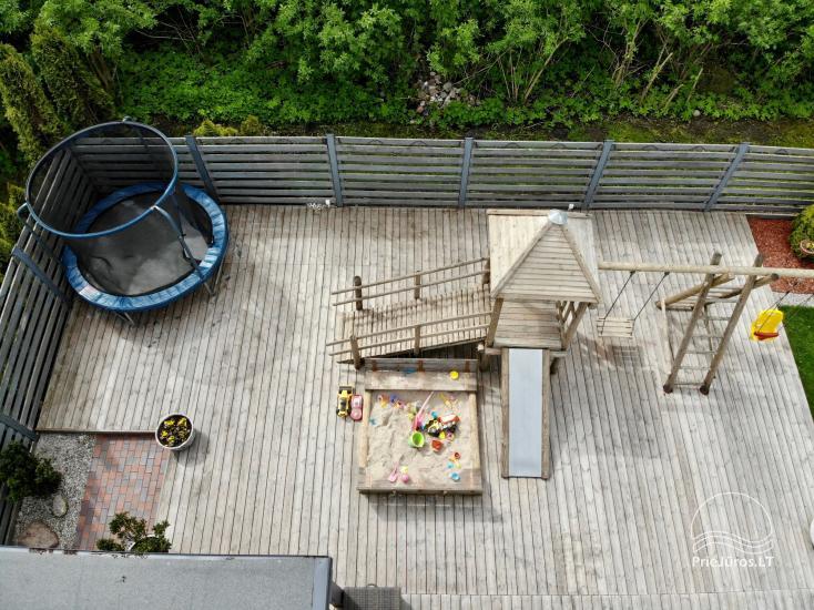 Appartements, Suiten, Zimmer – Villa VITALIJA in Palanga mit beheiztem Schwimmbad - 22
