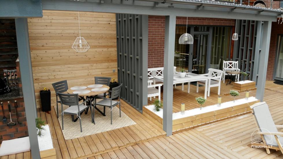 Appartements, Suiten, Zimmer – Villa VITALIJA in Palanga mit beheiztem Schwimmbad - 28