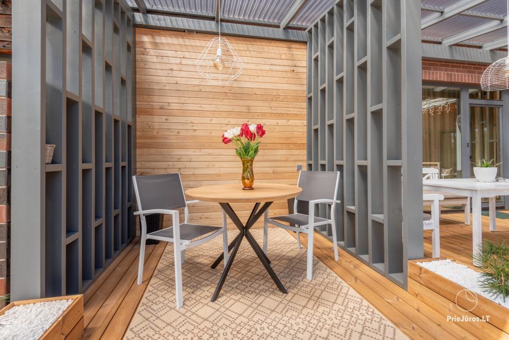 Appartements, Suiten, Zimmer – Villa VITALIJA in Palanga mit beheiztem Schwimmbad - 13