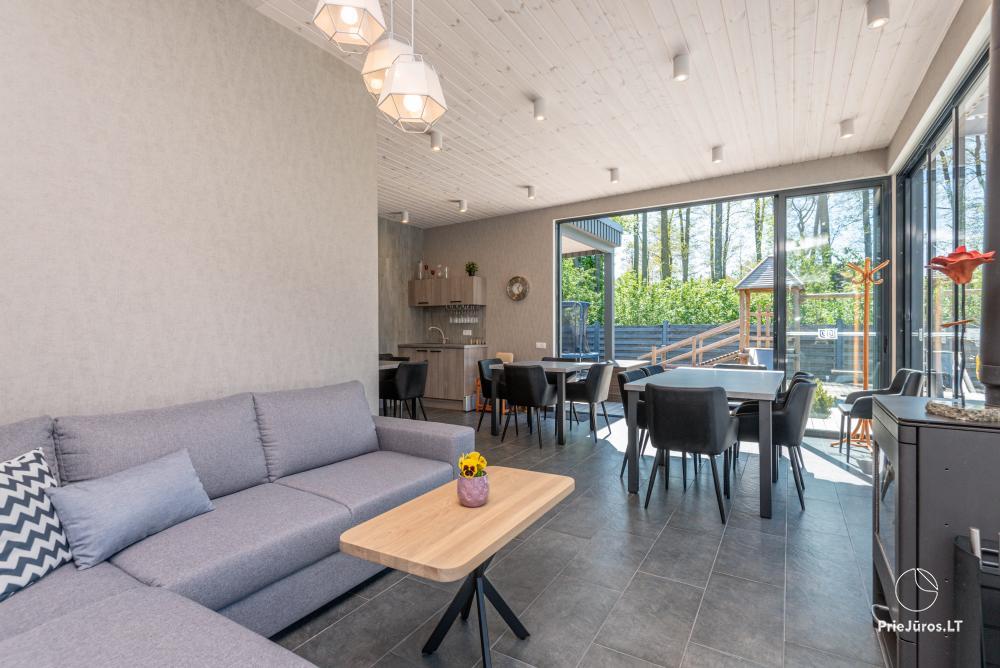 Appartements, Suiten, Zimmer – Villa VITALIJA in Palanga mit beheiztem Schwimmbad - 15