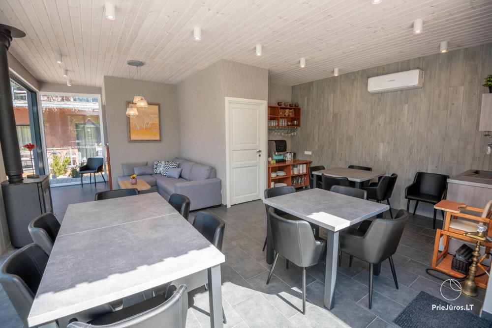 Apartments, Suites, Rooms – Villa VITALIJA in Palanga with a heated swimming pool - 19