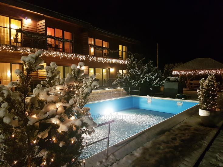 Appartements, Suiten, Zimmer – Villa VITALIJA in Palanga mit beheiztem Schwimmbad - 10