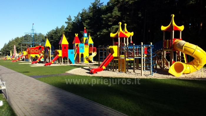 Childrens park - playground 300 meters from the villa