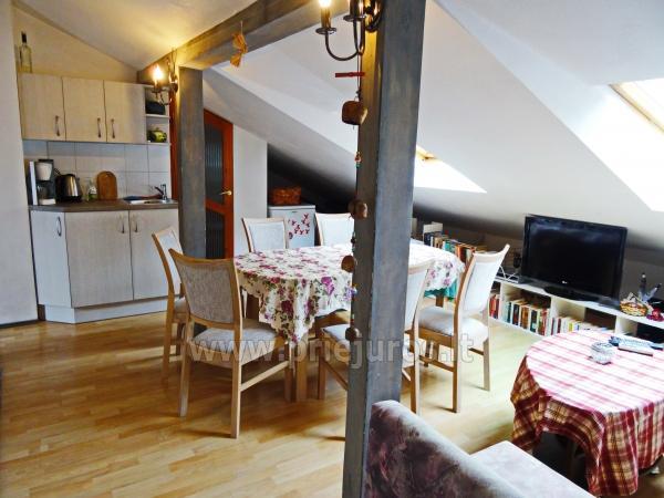 Ausras attic - cozy, inexpensive, convenient - 5