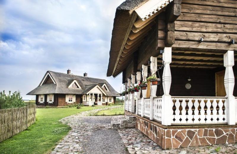 Lietuviška etnografinė kaimo turizmo sodyba Klaipėdos rajone Gribžė