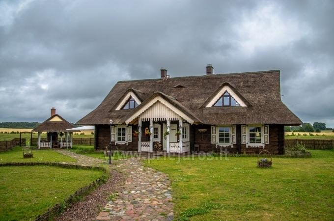 Countryside homestead in Klaipeda region Gribze - 2