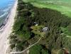 Medžiotojų namelis Būtingėje prie pat jūros, su pliažo tinklinio aikštele. - 1