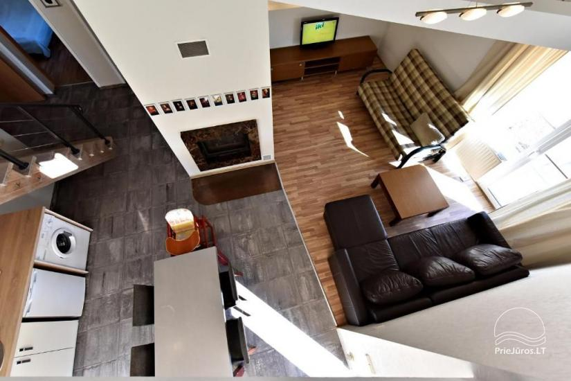 Holiday Villa for rent in Palanga BAURE for 4+2 persons - 9