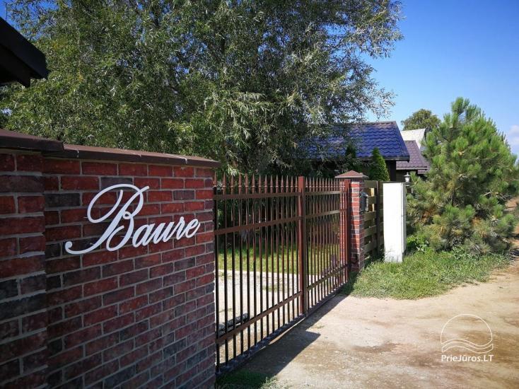 Villa-Haus zu vermieten in Palanga BAURE für 4+2 Personen - 31