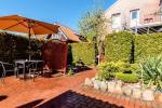 Zwei Zimmer-Wohnung im Zentrum von Nida mit privatem Garten - 7