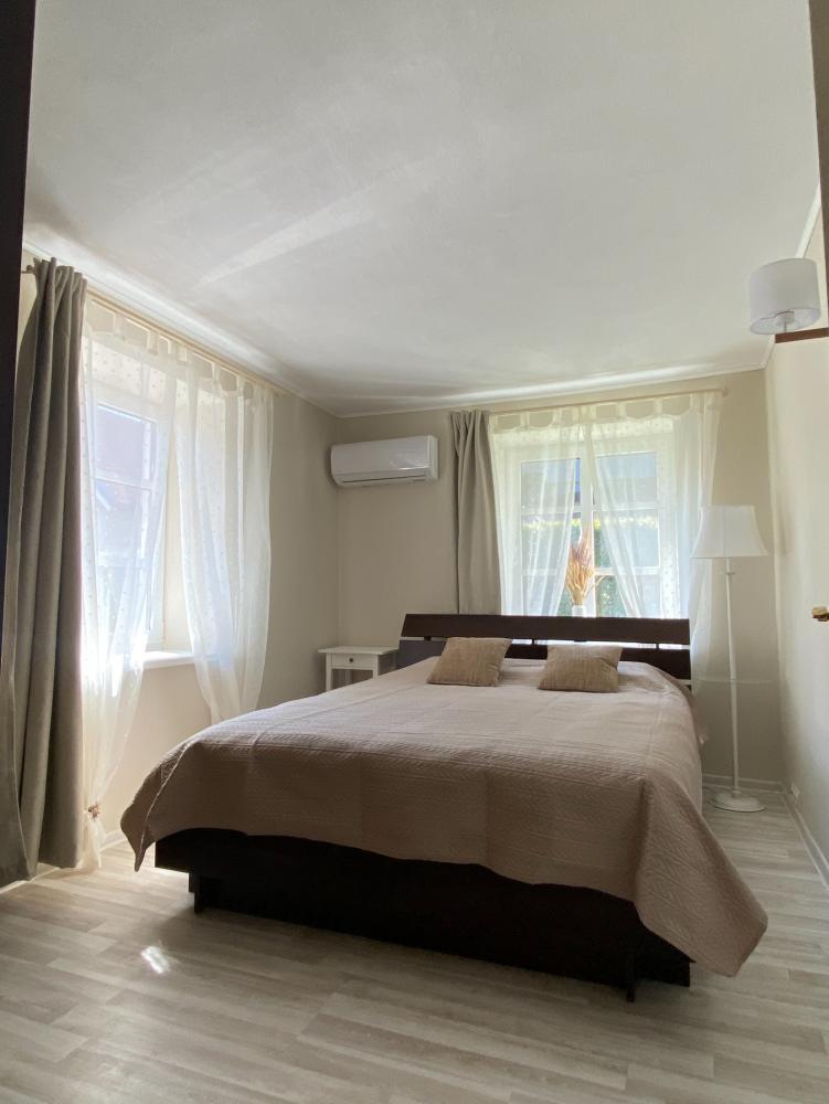 Zwei Zimmer-Wohnung im Zentrum von Nida mit privatem Garten - 5
