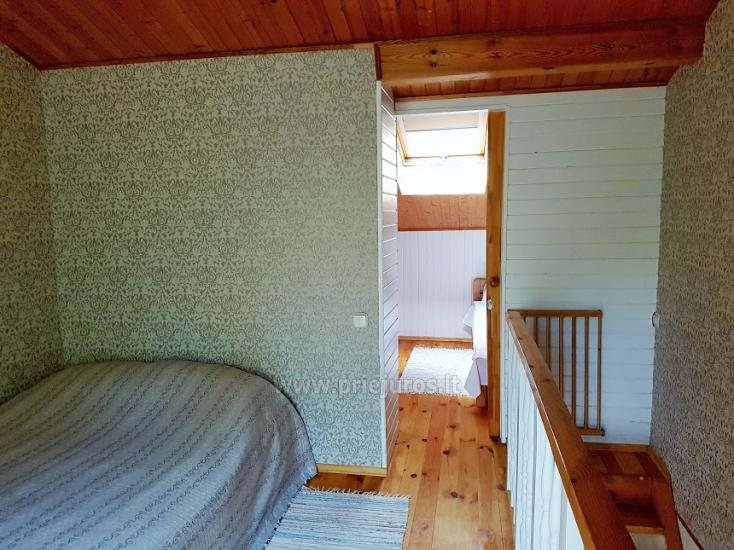 Green cottages in Palanga - 10