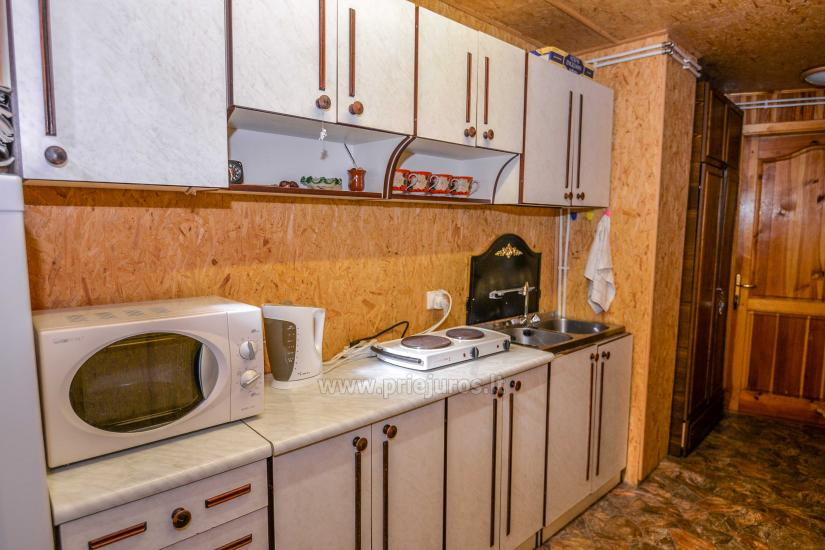 Holiday in Curonian spit, apartment for rent - 4