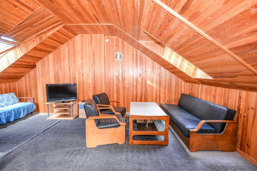 Holiday in Curonian spit, apartment for rent - 8