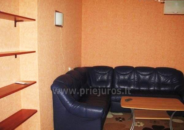 Dviejų kambarių apartamentai Juodkrantėje su terasa - 3