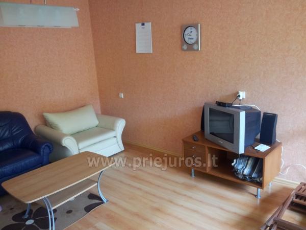 Dviejų kambarių apartamentai Juodkrantėje su terasa - 2