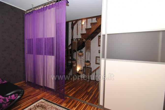 Kambarių, apartamentų, kotedžo nuoma Palangoje Birgitos namai - 9