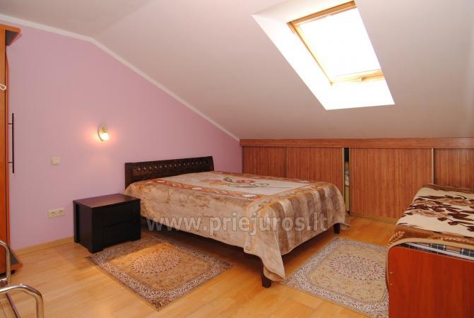 Kambarių, apartamentų, kotedžo nuoma Palangoje Birgitos namai - 10