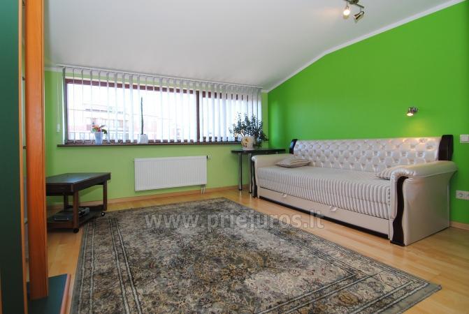 Kambarių, apartamentų, kotedžo nuoma Palangoje Birgitos namai - 1