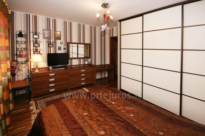 Kambarių, apartamentų, kotedžo nuoma Palangoje Birgitos namai - 5