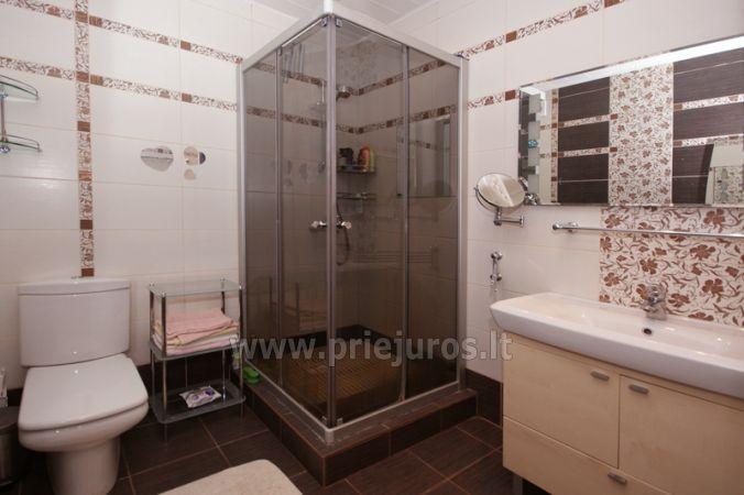Kambarių, apartamentų, kotedžo nuoma Palangoje Birgitos namai - 11