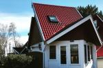 Holiday cottages for rent in Sventoji at the baltic sea in Lithuania Trys pusys