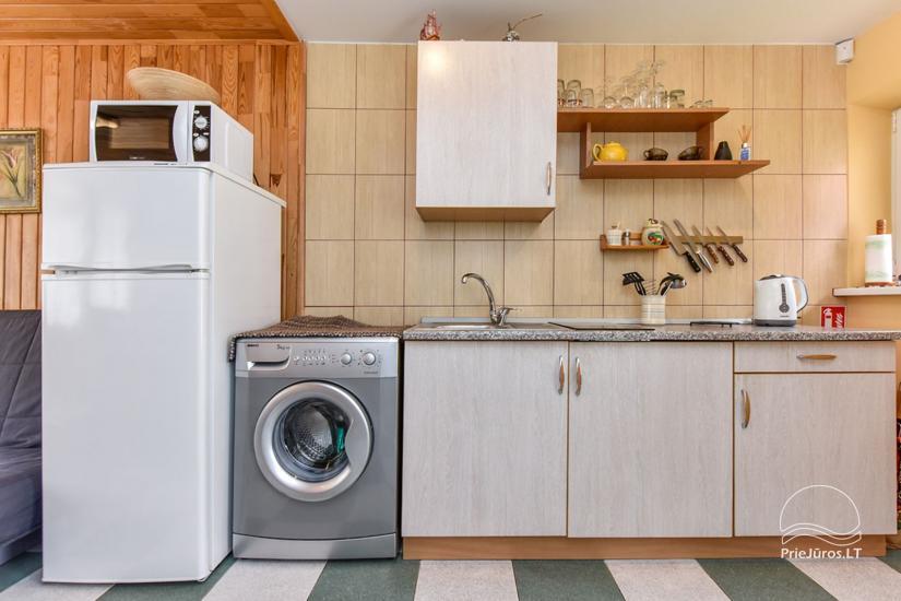 Cottage No. 6 kitchen