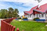 Holiday cottages for rent in Sventoji at the baltic sea in Lithuania Trys pusys - 4