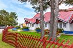 Holiday cottages for rent in Sventoji at the baltic sea in Lithuania Trys pusys - 6