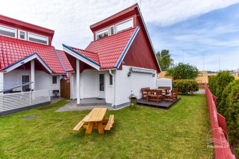 Cottage Miete in Sventoji an der Ostsee in Litauen