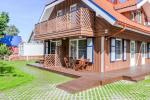 Holiday home in Preila in Curonian spit in Lithuania Preilos Vetra - 4