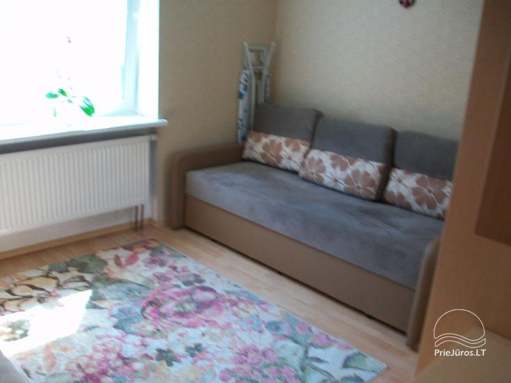 Double room apartment for rent in Juodkrante - 6
