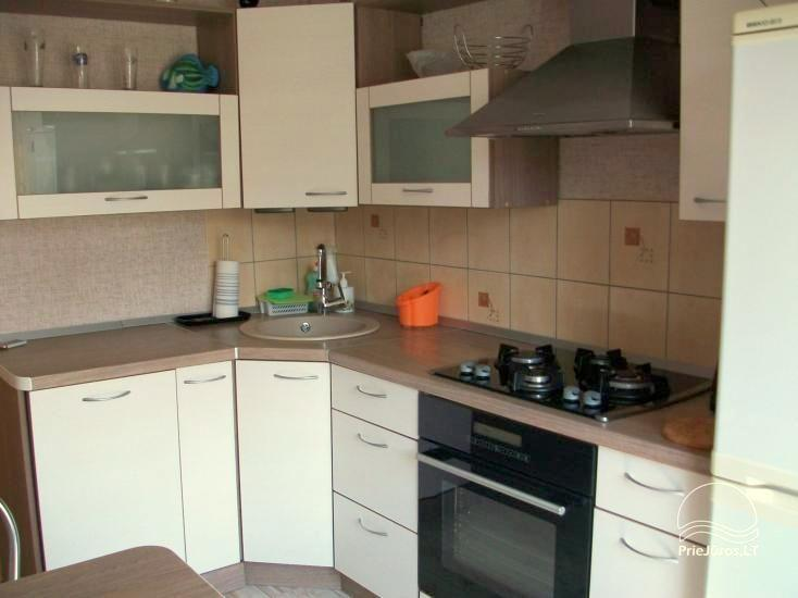 Double room apartment for rent in Juodkrante - 2