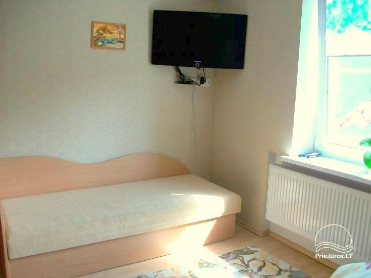 Double room apartment for rent in Juodkrante - 3