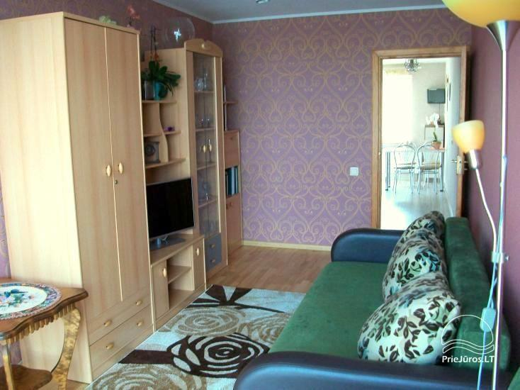 Double room apartment for rent in Juodkrante - 4