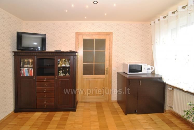 Zimmer und Apartments in Sventoji - Gasthaus 11 Zuvedru - 16