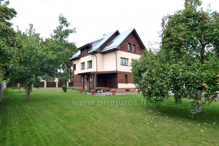 Rooms or apartment in Sventoji - guest house 11 Zuvedru - 5