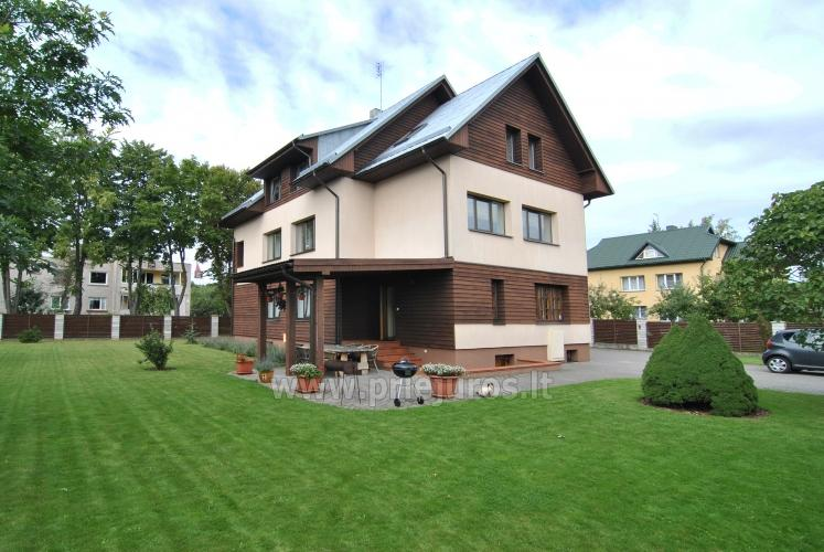 Rooms or apartment in Sventoji - guest house 11 Zuvedru - 4