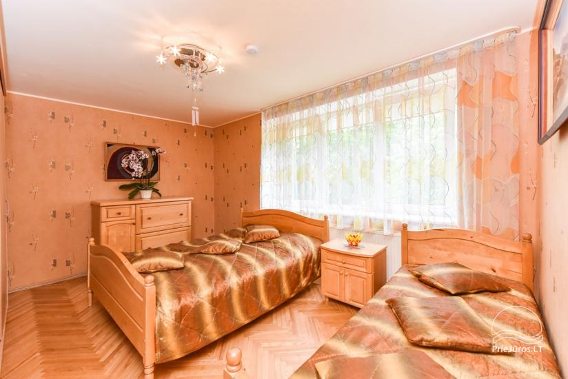 Three rooms flat for rent in Curonian Spit, Nida - 9