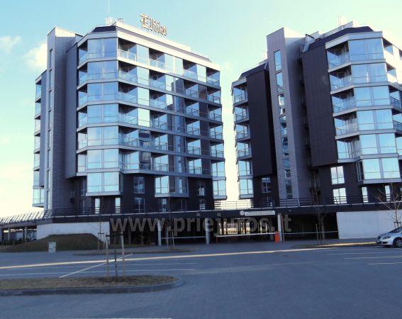 Dviejų kambarių apartamentai komplekse ELIJA,  Šventoji - 8