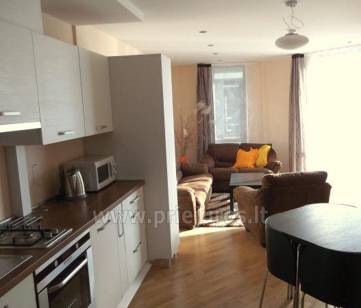 Dviejų kambarių apartamentai komplekse ELIJA,  Šventoji - 5