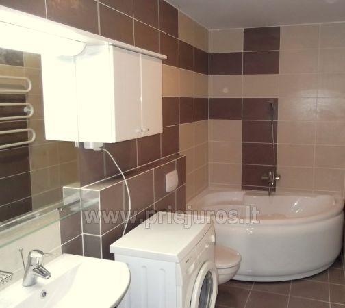 Dviejų kambarių apartamentai komplekse ELIJA,  Šventoji - 2