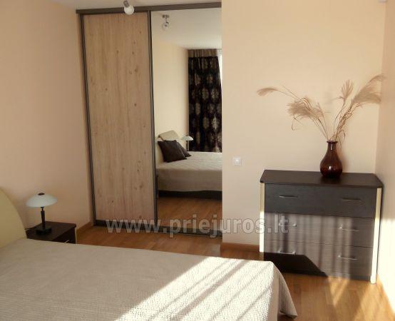 Dviejų kambarių apartamentai komplekse ELIJA,  Šventoji - 1