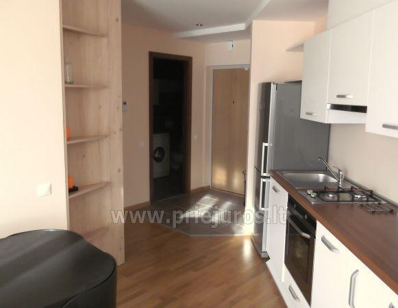 Dviejų kambarių apartamentai komplekse ELIJA,  Šventoji - 6