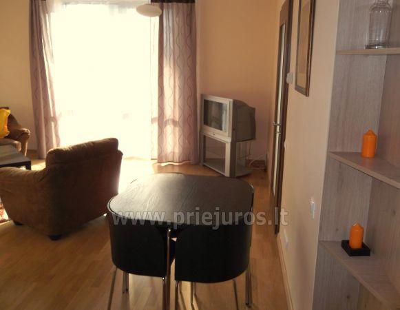 Dviejų kambarių apartamentai komplekse ELIJA,  Šventoji - 7