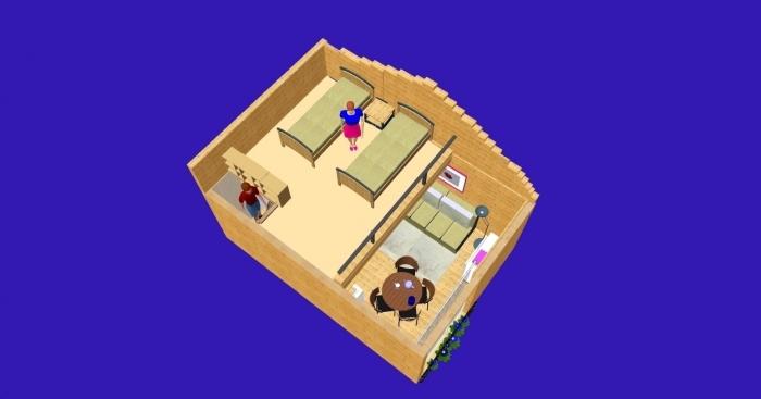 Apartmentai 2