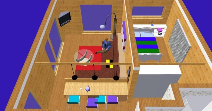 Apartmentai 3