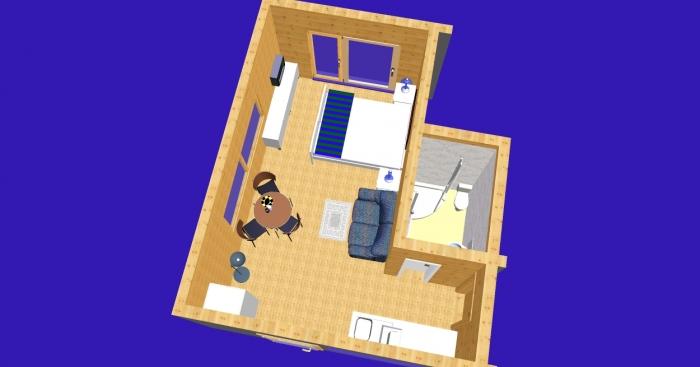 Apartmentai 4