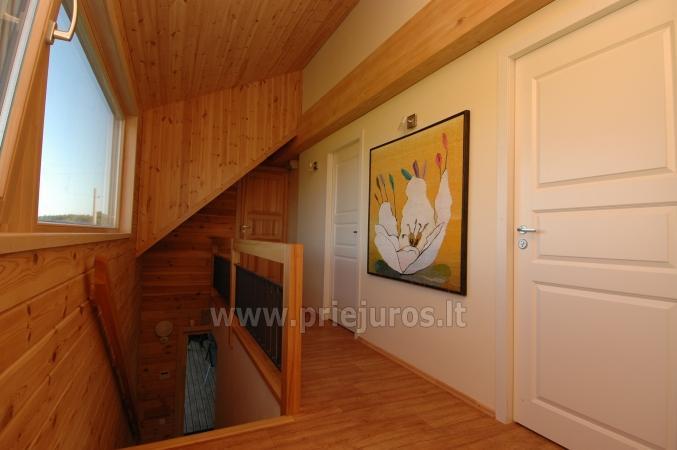 Apartamentų nuoma Šventojoje, viloje Medeina - 10